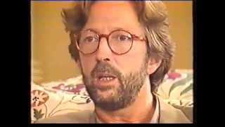 Eric Clapton : Sue Lawley 1992