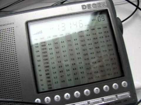 3AC Monaco Radio 13146 kHz