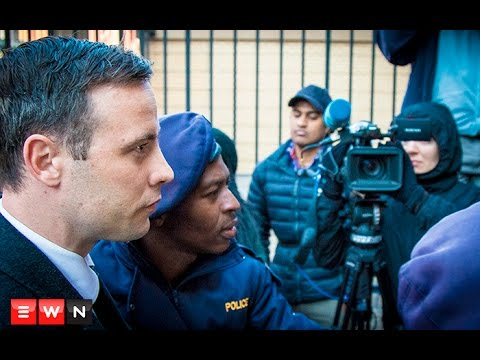 Oscar Pistorius receives six years for Reeva's murder