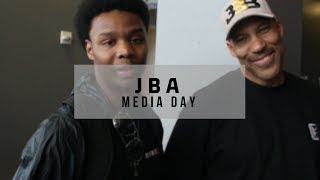 JBA Media Day With Lavar Ball & BIG BALLER BRAND | EP. 1