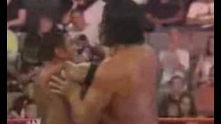 Chokeslam Contest - Undertaker VS Kane VS Khali VS Big Show