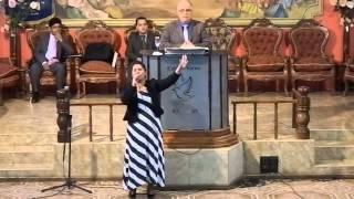"""GUISELLA LIBERONA CANTA """" SATURAME SEÑOR DE TU ESPIRITU"""""""