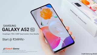 Samsung Galaxy A52 (5G) | Official Specification