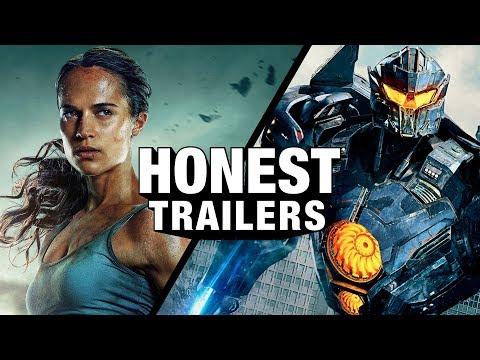 Honest Full onlines - Tomb Raider / Pacific Rim: Uprising