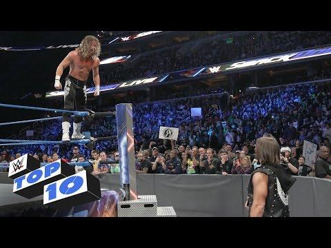 Top 10 SmackDown LIVE moments: WWE Top 10, Dec. 13, 2016