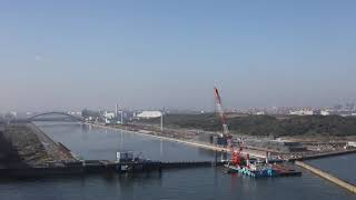 "(Tokyo 2020 Games)""Sea Forest Waterway"" Time-Lapse footage"