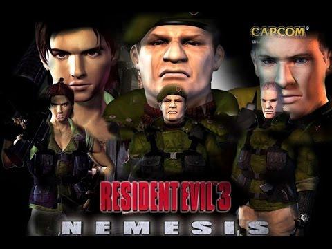 Resident Evil 3 The Mercenaries Carlos Oliveira Mymalkaponeintl