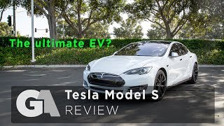 REVIEW - TESLA MODEL S - Long Term Owners Review by a Petrolhead - Including Autobahn Test
