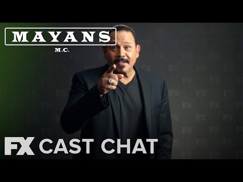 Mayans M.C. | Season 2: Clubhouse Questions Cast Chat | FX