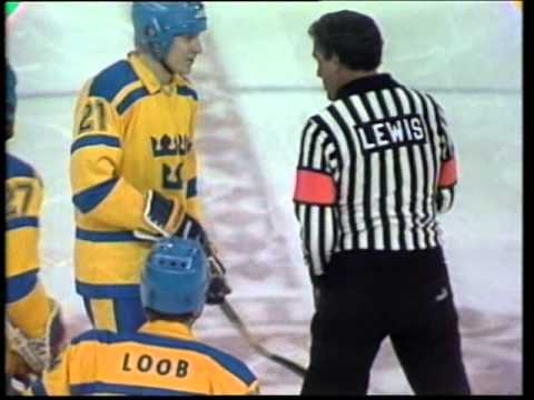 1984 Canada Cup Final Game #2