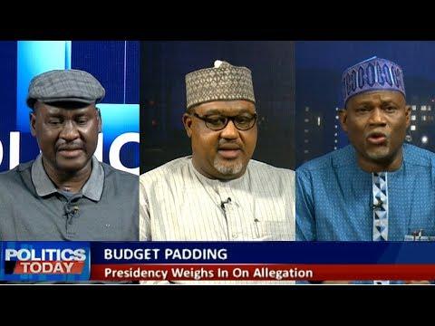 Budget Padding Allegation: Panelist Assess Nigeria's Budgetary Procedure Pt.2  Politics Today 