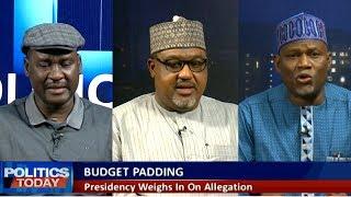 Budget Padding Allegation: Panelist Assess Nigeria's Budgetary Procedure Pt.2 |Politics Today|