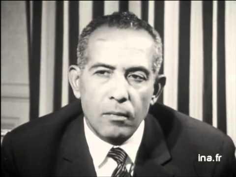 Interview de Monsieur Mohamed Khider مقابلة مع المجاهد محمد خيضر