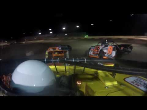 Tim Hamburg Peoria Speedway 6-4-2016 In-Car Feature