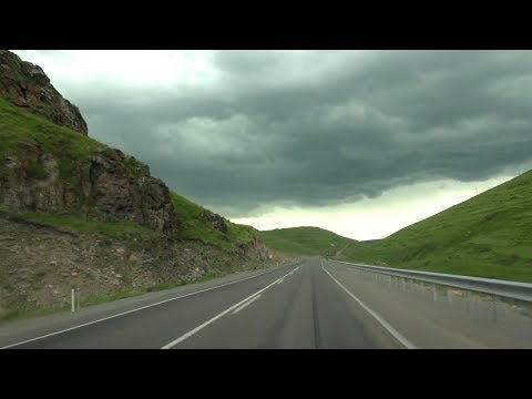 2 В Турцию на машине Качество дорог Турции Горные красоты Безопасность путешествия в Турции