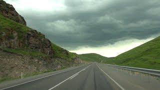 #2 В Турцию на машине. Качество дорог Турции. Горные красоты. Безопасность путешествия в Турции