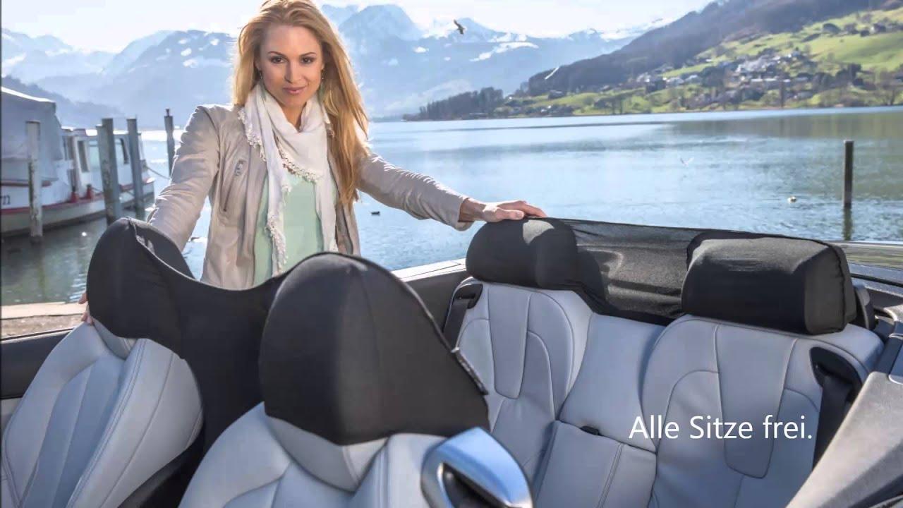 Windschutz Windschott für das Cabrio AIRSTOPER STANDARD