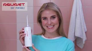 Portable DAF® Irrigator LD-A3