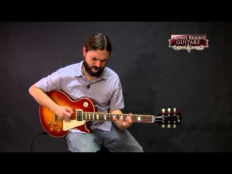 Gibson Custom 1959 Reissue Les Paul Electric Guitar,