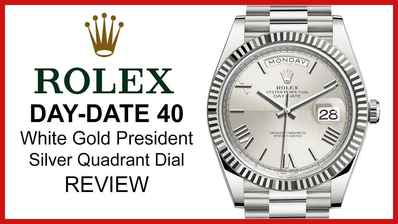 cf5ea010fa5 ▷ Rolex Day-Date 40