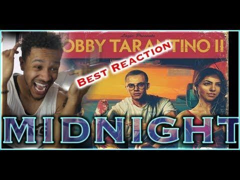🔥😨 FIRST REACTION! HE SNAPS ON THIS! LOGIC MIDNIGHT 🔥😱