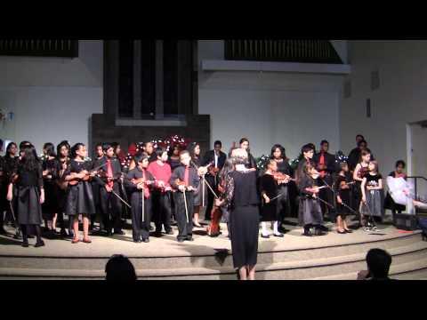 2013 Strings for Joy Winter Festival Concert Part 2 of 2