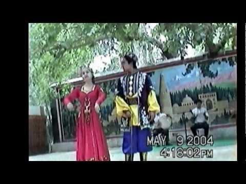 2004-05-09: Part C: China Tour: Silk Road: en route to Flaming Mountains, Turpan