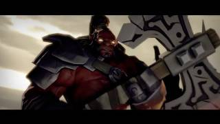 DOTA 2 - Official Trailer (Mac, PC)