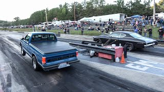 T2G and Boston George Take on Street Outlaws Block's No Prep
