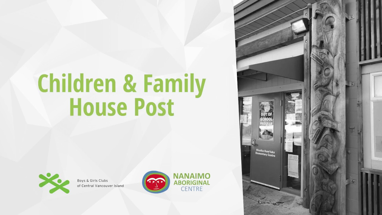 Child and Family House Post