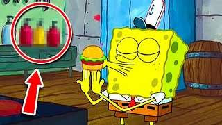 SpongeBob Easter Eggs Nickelodeon Didn\x27t Want You To See!
