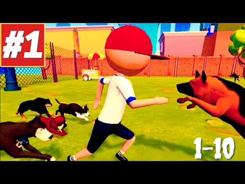 Download Mad Dogs Gameplay Walkthrough Part #1 Level 1-10 iOS Android