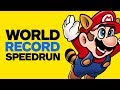 Super Mario Bros. 3 World Record Speedrun