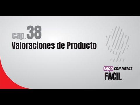Valoraciones de productos - WooCommerce Fácil