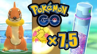 7,5facher Sternenstaub bestätigt, neue Alola-Eier | Pokémon GO Deutsch #783