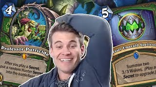 (Hearthstone) What's Better: Putricide or Emerald Spellstone?