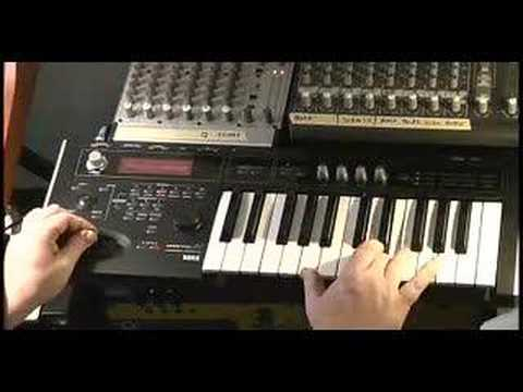 keybdwizrd - Korg Micro X Demo #5 (programs)