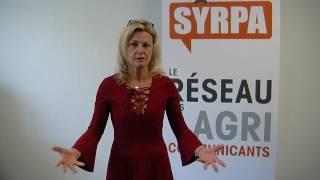 Valérie Mestre, directrice de la communication d'INTERBEV