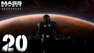 Mass Effect Andromeda. Прохождение. Часть 20 (Исследуем планету)