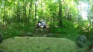 Gmc Yukon 6.5 Turbo Diesel Off Roading With The Samurai