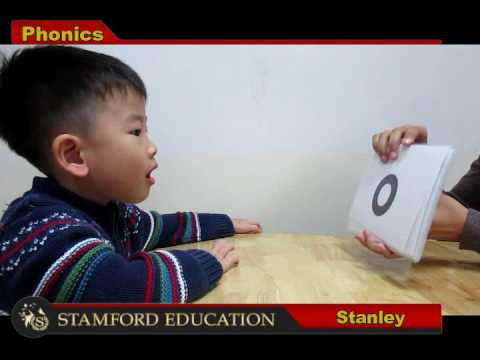 Stamford Education Stanley Peh Phonics Sounds
