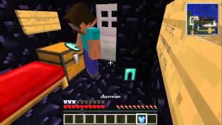 Repeat youtube video Minecraft ตะลุยด่าน 1.5.2