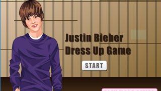 Justin Bieber Dress up Full Gameplay Walkthrough