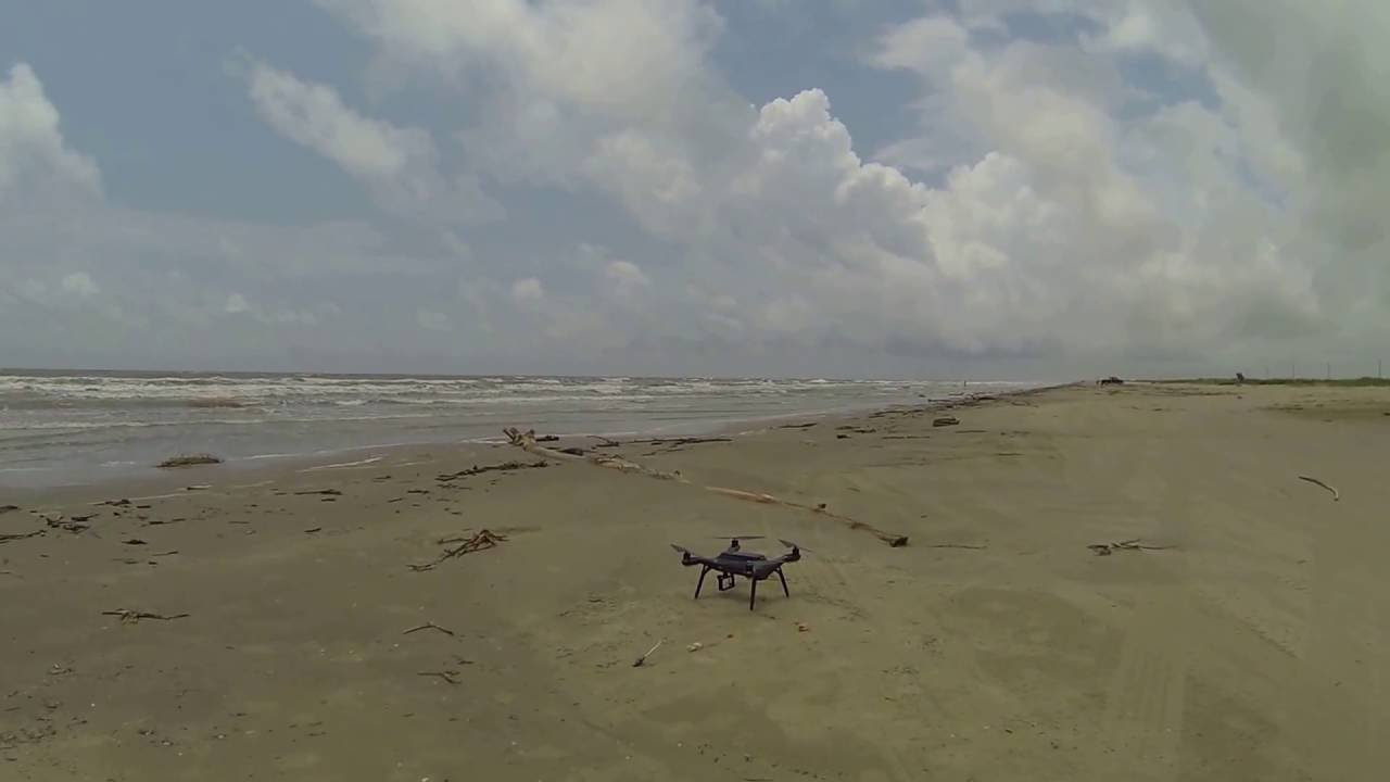 Bait Fly Out Using Solo 3dr Drone Youtube