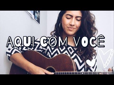 Aqui com você (SALVAON) //  Espontâneo - Laura Vargas