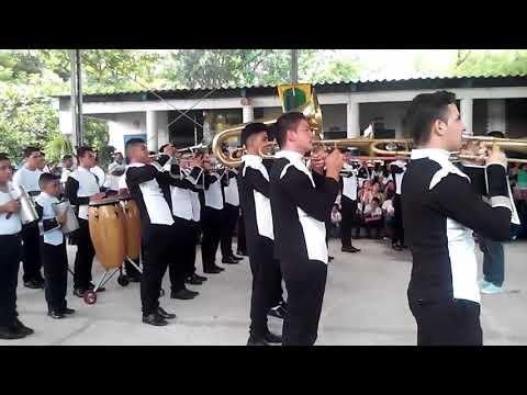 Delfina Music Band concurso de los almendros (suchitoto)