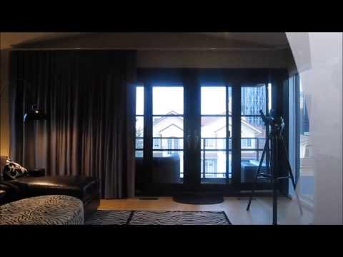 Somfy Glydea Motorized Curtain Draperies