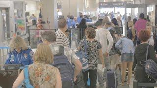 How to Beat Long TSA Lines