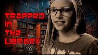 TRAPPED in the LIBRARY?!! WHAT to DO!!! - THE DAYDREAMER'S ACADEMY PRESENTS - TDATV!