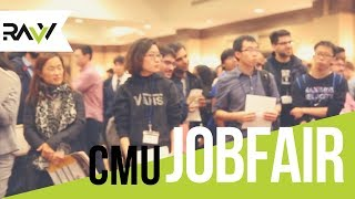 CMU JOBFAIR | Sponsored by RAVV